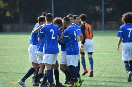 Under 17, Lupa Roma-Petriana Calcio si rigioca, ma questo potrebbe non bastare