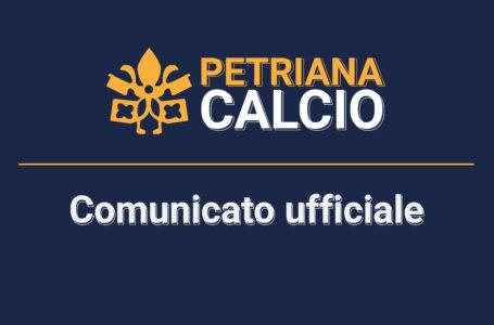 Dal 1° luglio 2019 terminato l'accordo biennale di affiliazione tra la Petriana Calcio e Polo Torraccia