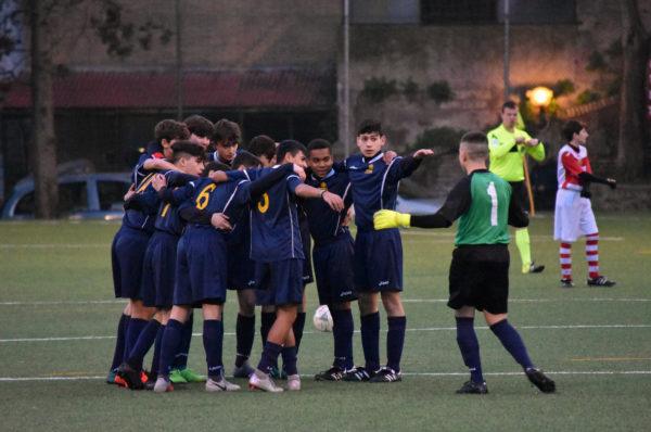 Under 16, Petriana Calcio 0-2 Pio XII Sport Roma. Passo falso che non ci voleva
