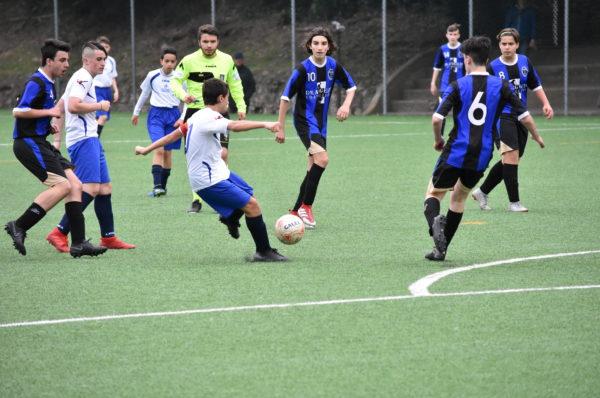Under 14, Petriana Calcio 4-0 Civitavecchia 1920. In un tempo un altro capolavoro della banda di Scanu