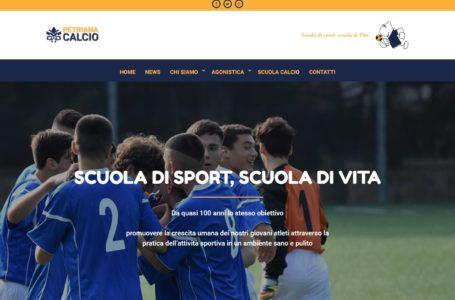 Nasce il nuovo sito della Petriana Calcio