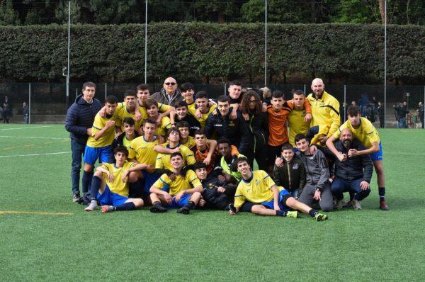 Under 17, Petriana Calcio 2-0 Compagnia Portuale CV. La partita perfetta dei ragazzi di Fontana