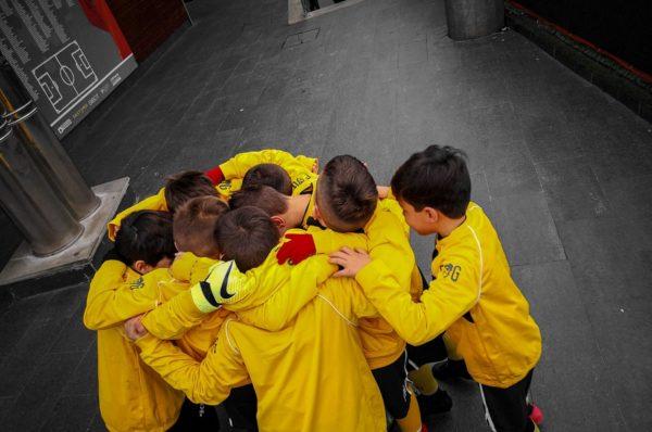 Scuola calcio: a settembre prove gratuite nei Poli Gelsomino e Torrevecchia