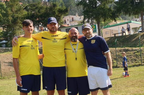 Under 17, intervista a mister Alessandro Fontana