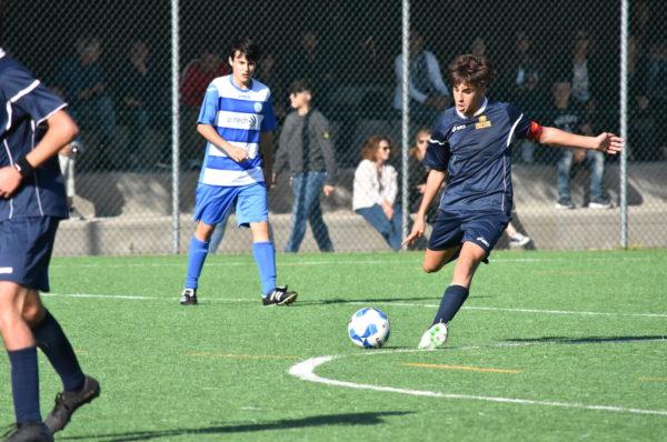 Under 17, Petriana Calcio 1-1 Giada Maccarese. Pari e rimpianti per il team di Fontana