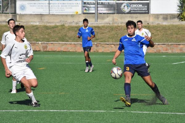 Under 17, Petriana Calcio 0-1 Montefiascone. Occasioni sprecate e beffa finale