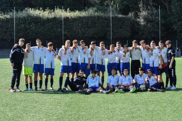 Under 15, Petriana Calcio 3-2 Calcio Tuscia. Bella vittoria al Pio XII con brivido finale