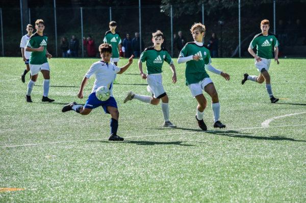 Under 15, Petriana Calcio 3-3 Dabliu. Gol, spettacolo ed errori nel pareggio di domenica