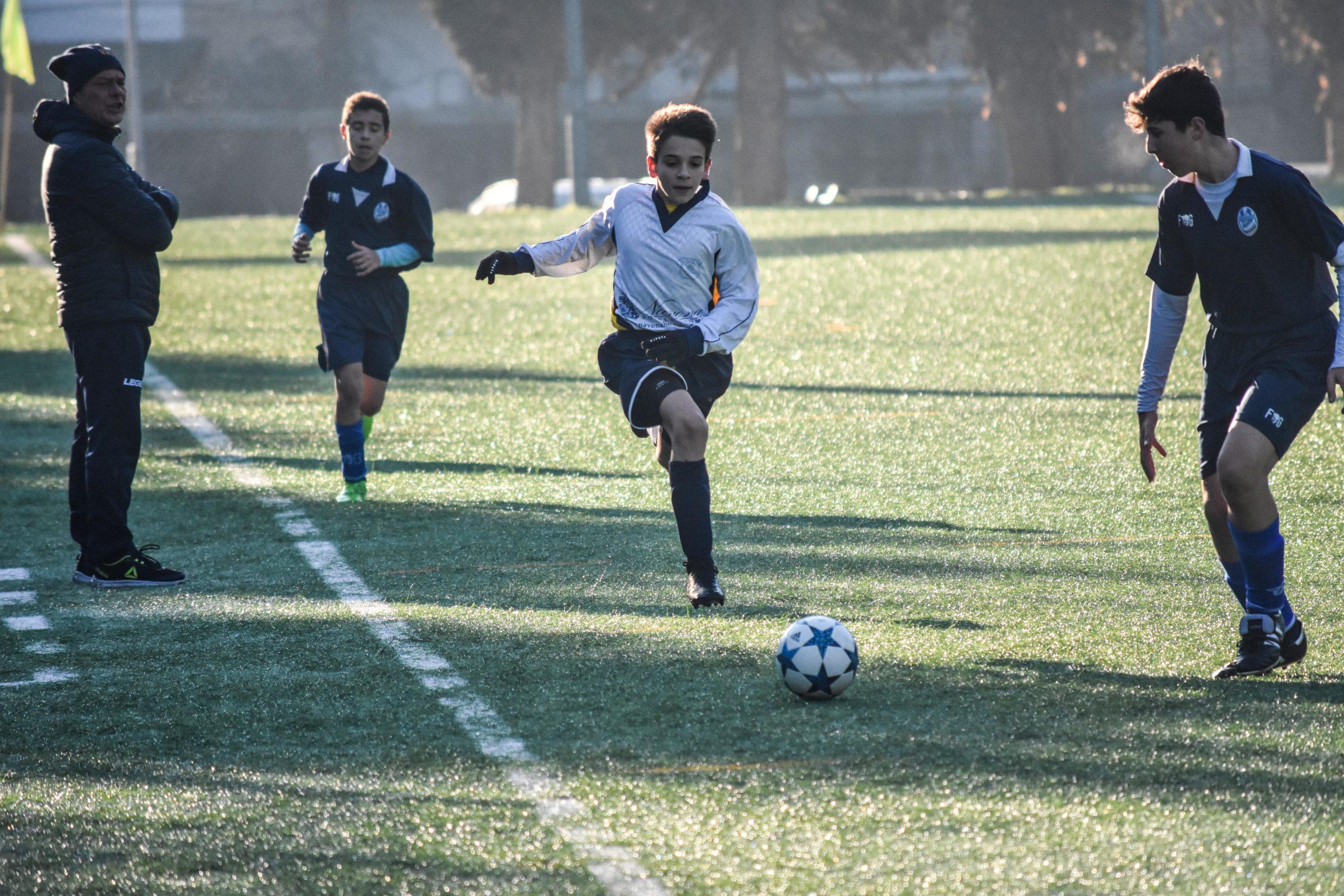 Under 14, Petriana Calcio 1-1 Montespaccato. Equilibrio nel gioco e nel risultato al Pio XII
