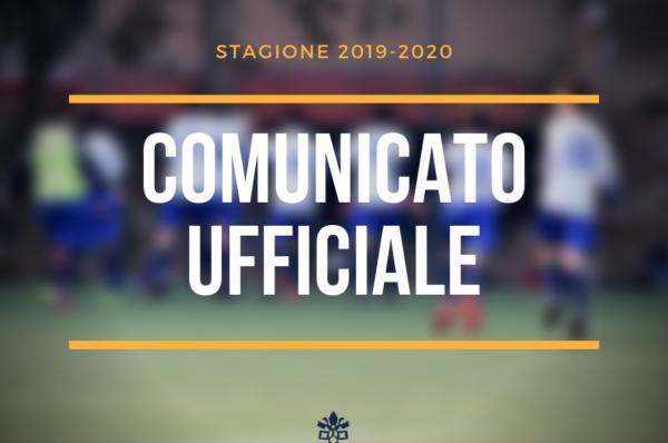 Comunicato ufficiale su Covid-19, sospese UFFICIALMENTE tutte le attività di scuola calcio e del settore agonistico fino al 15 marzo compreso